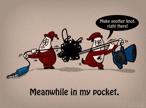 Meanwhile in my pocket...