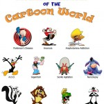 Medical Afflictions of the Cartoon World