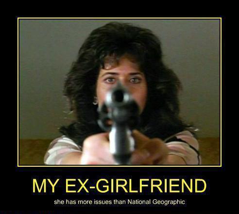 my ex girlfriend