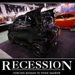 Recession: Forcing Batman to think smarter