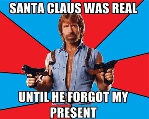 Santa Claus was real