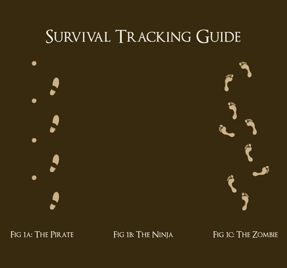 Survival tracking guide