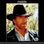 When Chuck Norris calls….