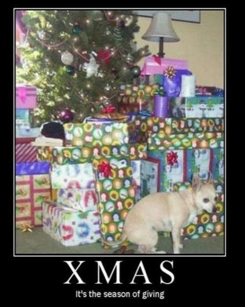 xmas the season of giving